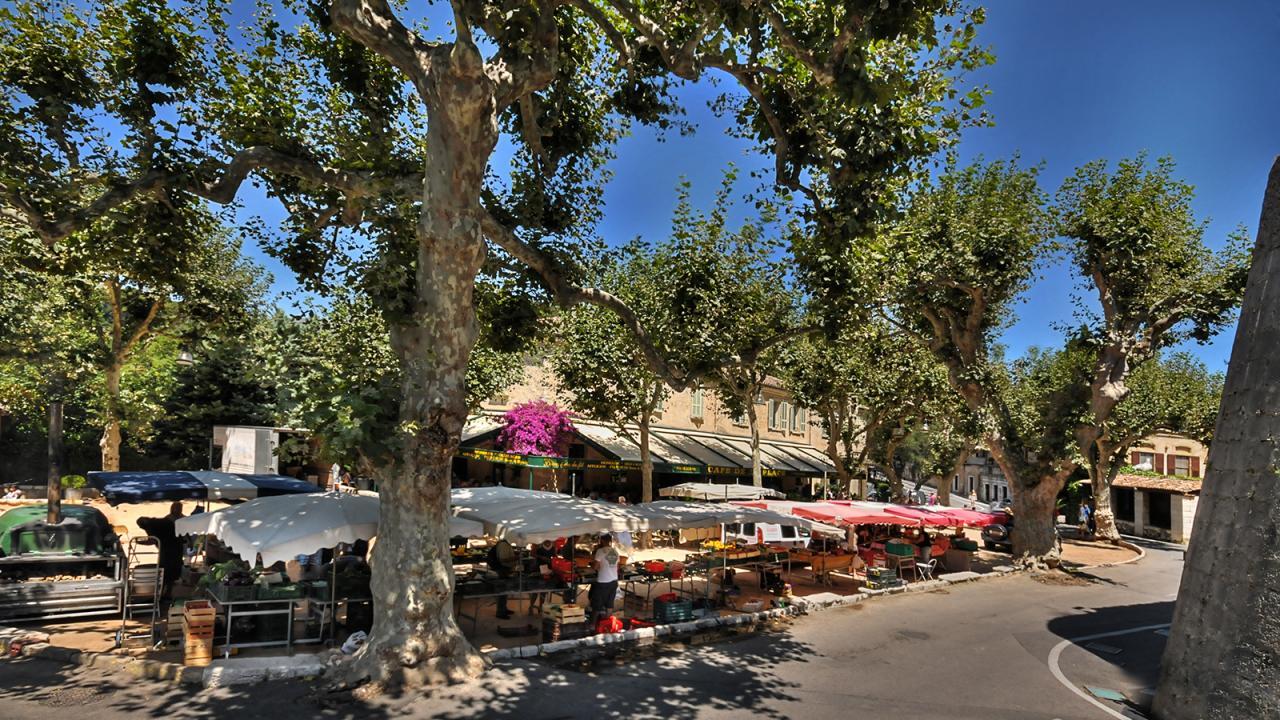 Markets saint paul de vence - Office du tourisme saint paul de vence ...