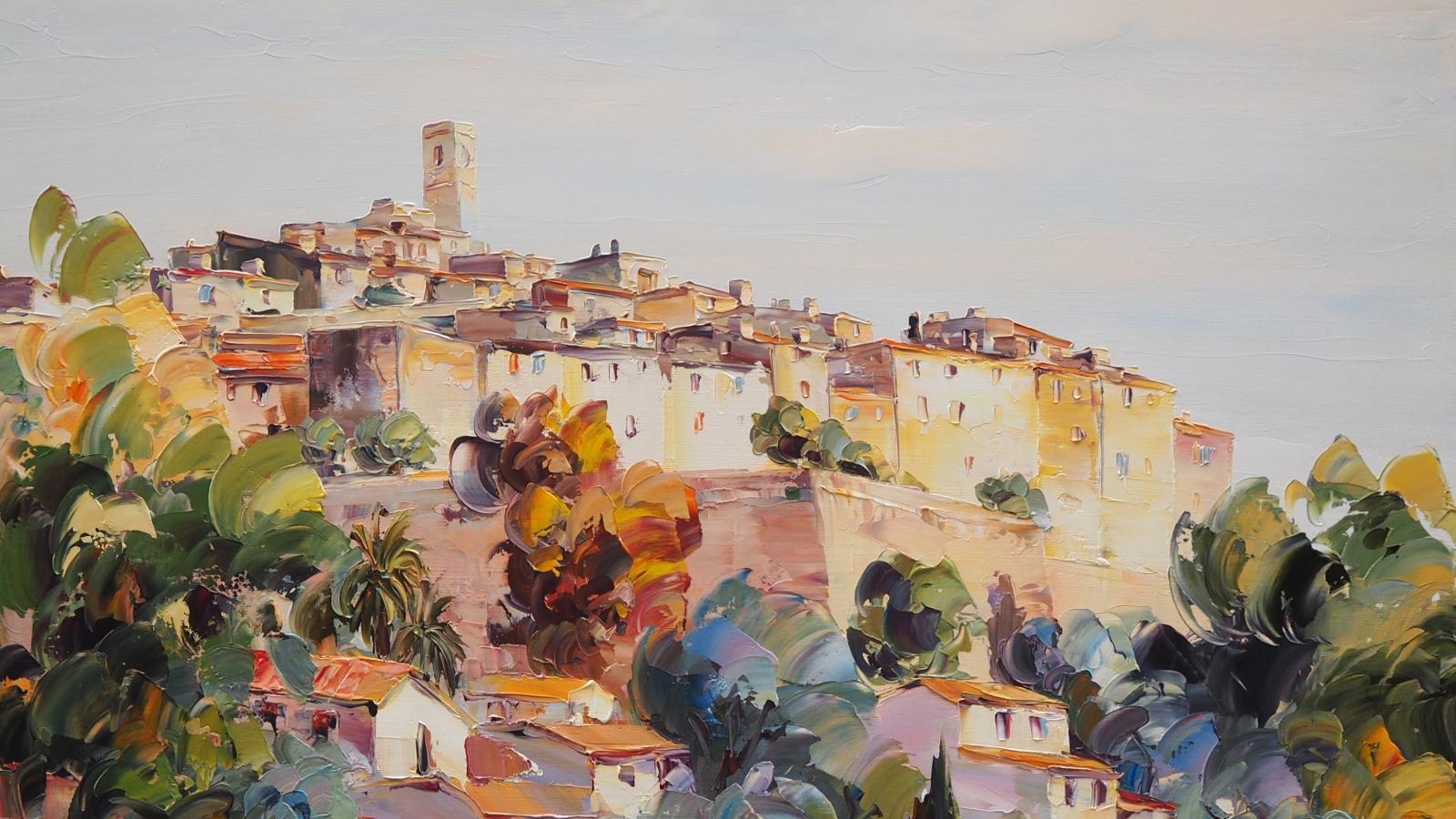 Site Des Artistes Peintres cybÈle - saint-paul de vence